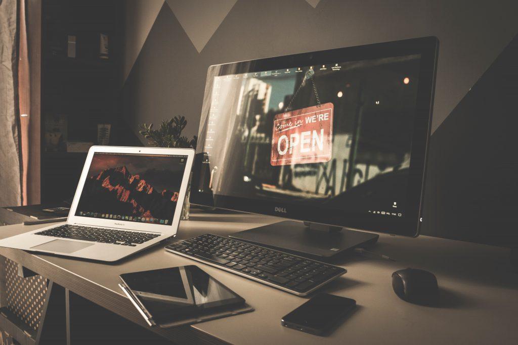 screenshot laptop